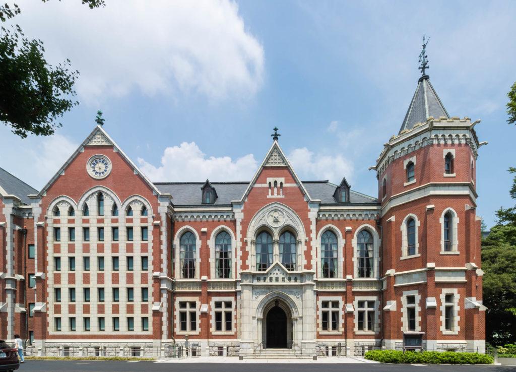 慶應義塾大学キャンパス